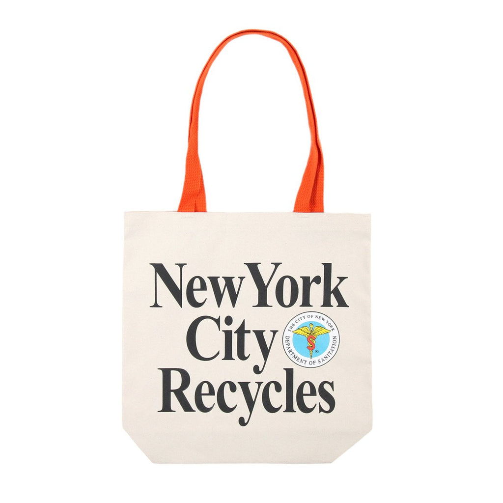 DSNY Recycles Tote Bag