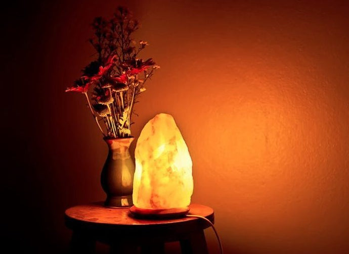 Learn the truth about Himalayan salt lamps