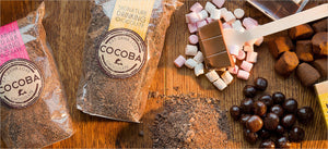 Just Launched! Cocoba Chocolate - It's Rich & Totally Irresistible!