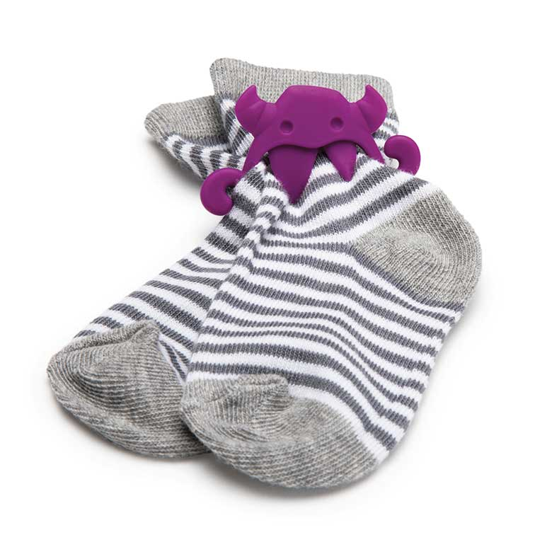 Sock Monsters Laundry Sock Locks
