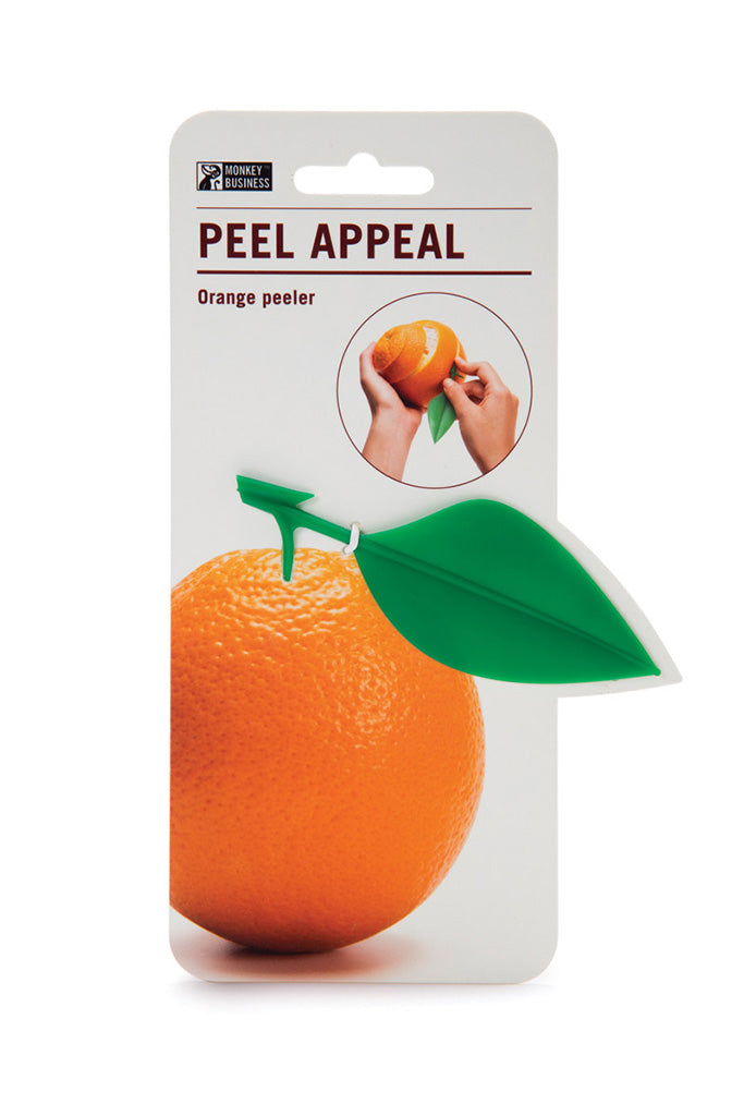 Peel Appeal Citrus Fruit Peeler