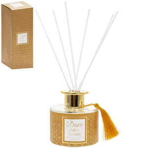 Salted Caramel Luxery Reed Diffuser