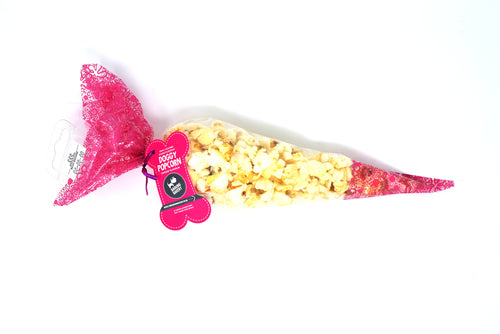 Cheesy Popcorn Doggy popcorn Bag