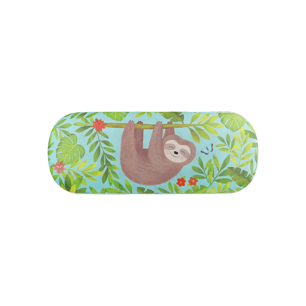 Sloth & Friends Glasses Case