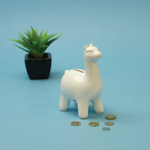 Load image into Gallery viewer, Box 51 Llama Money Box