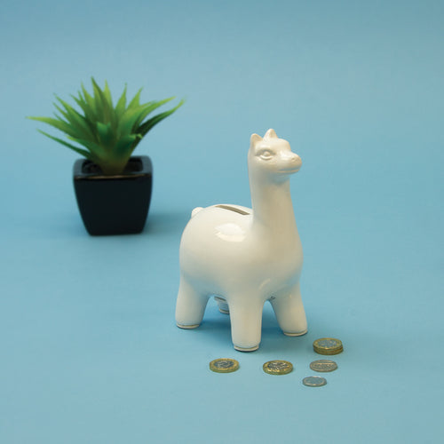 Box 51 Llama Money Box