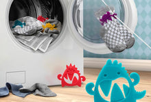 Load image into Gallery viewer, Sock Monsters Laundry Sock Locks