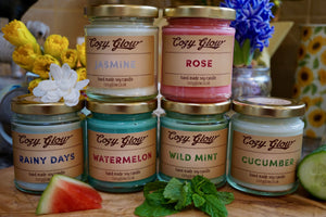 Spring Soy Candles Collection