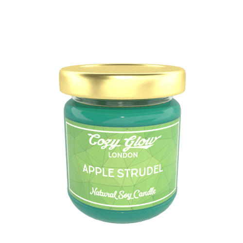 Cozy Glow Apple Strudel Regular Soy Candle