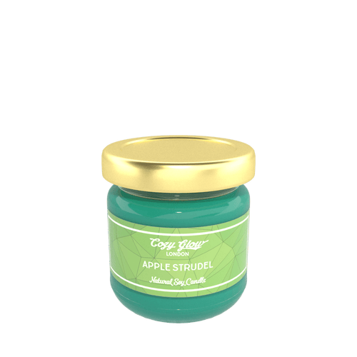 Cozy Glow Apple Strudel mini Soy Candle