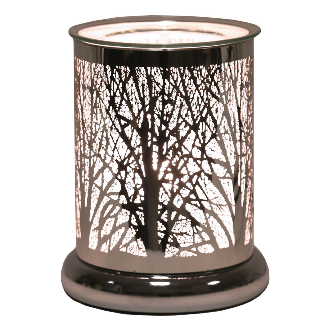Silhouette Electric Wax Melt Burner - Forest