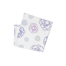 Load image into Gallery viewer, Cozy Glow Botanical Rose Neck Gaiter