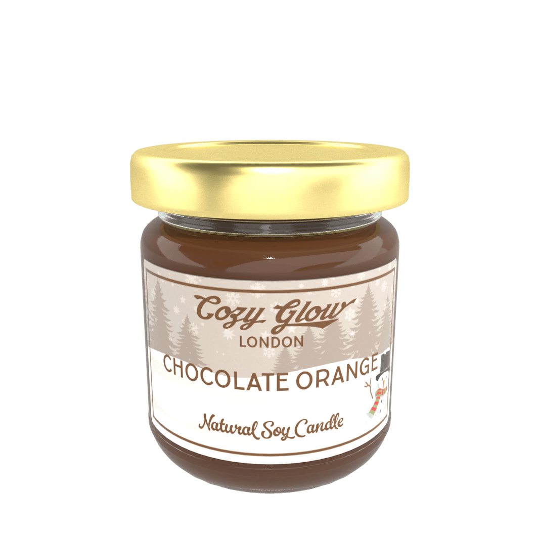 Cozy Glow Chocolate Orange Regular Soy Candle