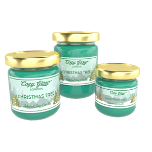 Cozy Glow Christmas Tree Soy Candle