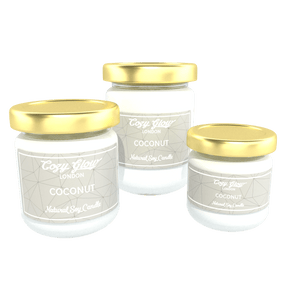 Cozy Glow Coconut Soy Candle