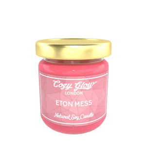 Cozy Glow Eton Mess Regular Soy Candle