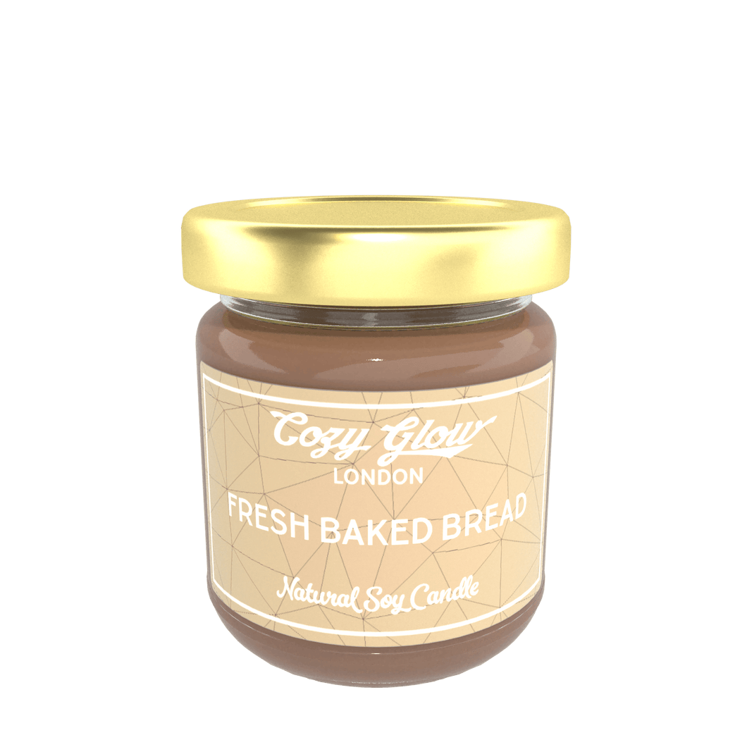 Cozy Glow Fresh Baked Bread Regular Soy Candle