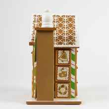 360 Degree Gingerbread House Advent Calendar