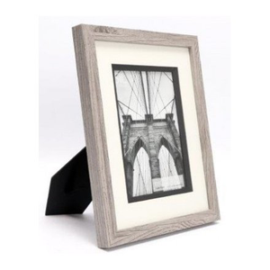 Greywash Wooden Frame, 5x7''