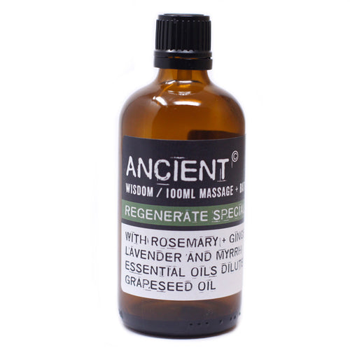 Regenerate Special Bath & Massage Oil
