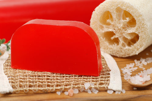 Ylang Ylang & Orange Argan Solid Shampoo Bar