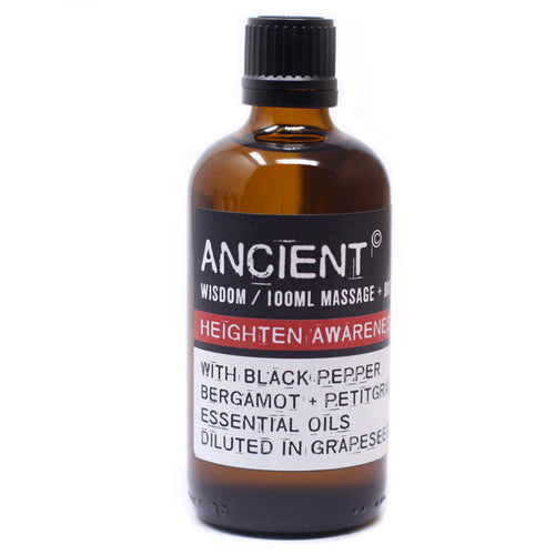 Heighten Awareness Bath & Massage Oil