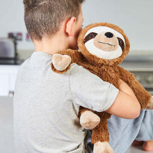 Load image into Gallery viewer, Sloth Warmies Microwavable Soft Toy