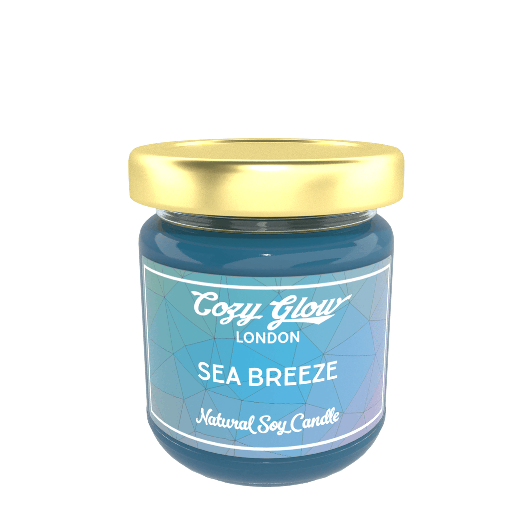 Cozy Glow Sea Breeze Regular Soy Candle