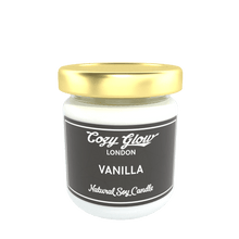 Load image into Gallery viewer, Cozy Glow Vanilla Regular Soy Candle