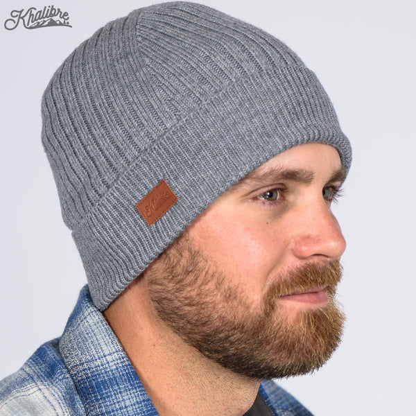 Men's Merino Wool Beanie