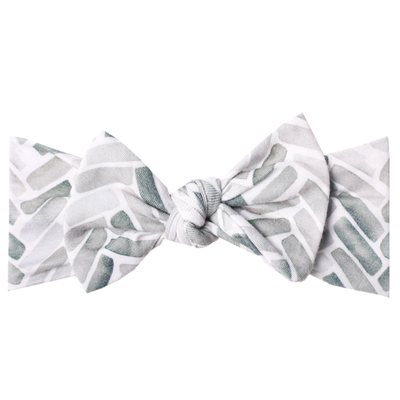 Knit Headband Bow - Alta