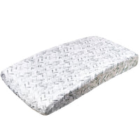 Premium Knit Diaper Changing Pad Cover - Alta