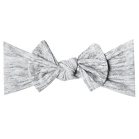 Knit Headband Bow - Asher