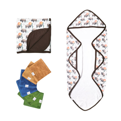 Bison Towel Bundle