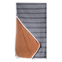 Three-Layer Jumbo Quilt - Canyon