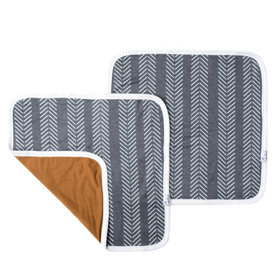 Three-Layer Security Blanket Set - Canyon