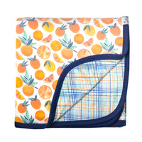 Three-Layer Quilt - Citrus