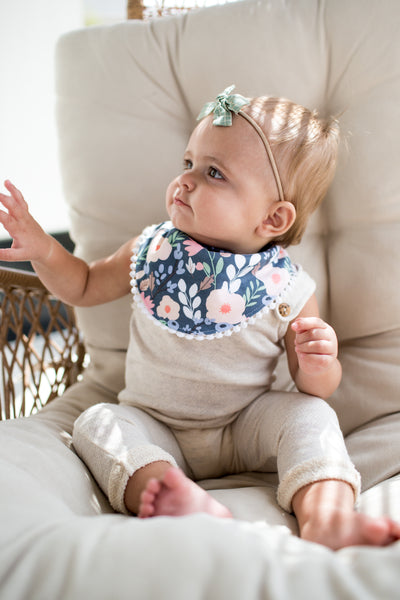 Baby Fashion Bibs - Audrey