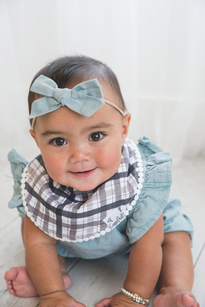 Baby Fashion Bibs - Hazel