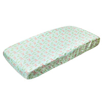 Premium Knit Diaper Changing Pad Cover - Cusco