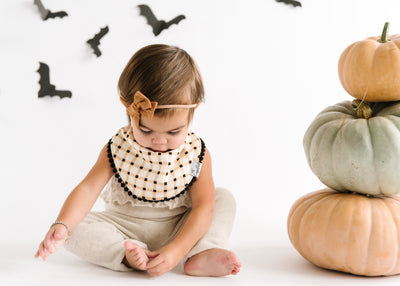 Baby Fashion Bibs - Casper