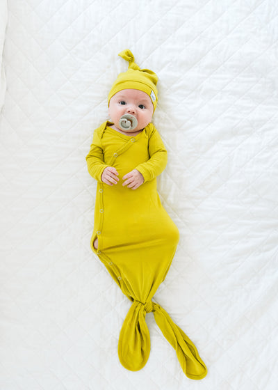 Knotted Gown - Squirt