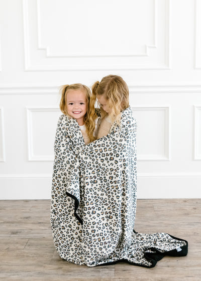 Three-Layer Jumbo Quilt - Zara