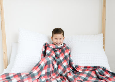 Three-Layer Jumbo Quilt - Jack