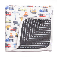 Three-Layer Quilt - Diesel