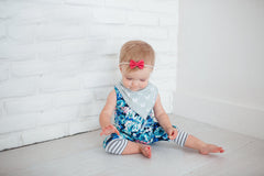 Baby Bandana Bibs - Willow - Copper Pearl - 6