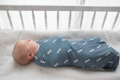 Knit Swaddle Blanket - North