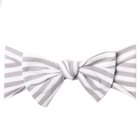 Knit Headband Bow - Everest