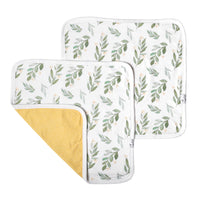Three-Layer Security Blanket Set - Fern