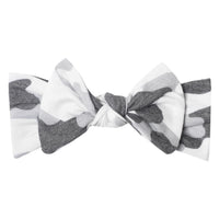Knit Headband Bow - Gunnar